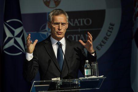 NATO head: Trump 'committed' to the alliance – POLITICO