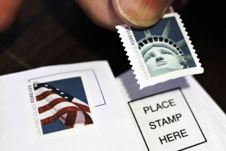 Forever stamps to jump to 55 cents, biggest increase in USPS history – NBC News