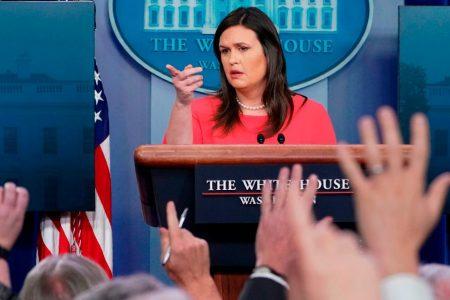 Sarah Sanders: God 'wanted Donald Trump to become president' – CNN