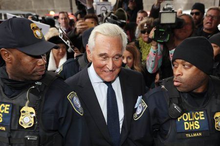 Roger Stone pleads not guilty to charges from Mueller probe – NBC News