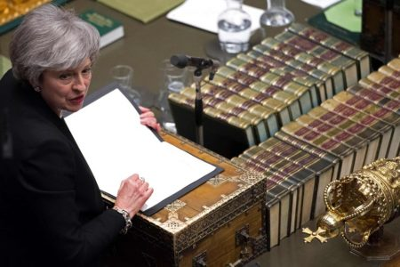 Theresa May forced to reopen Brexit negotiations with Europe – CNN