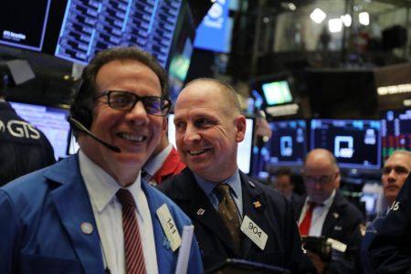 Fed boosts markets; GE's big test; Tesla slumps – CNN