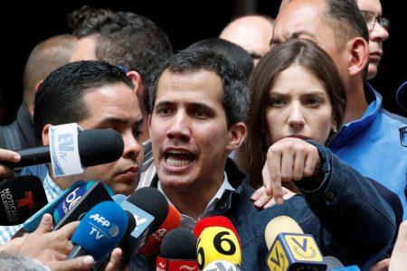 Venezuelan Supreme Court bars opposition leader Juan Guaidó from leaving country – CBS News