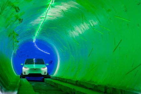 Elon Musk does the math on another massive tunnel – Mashable