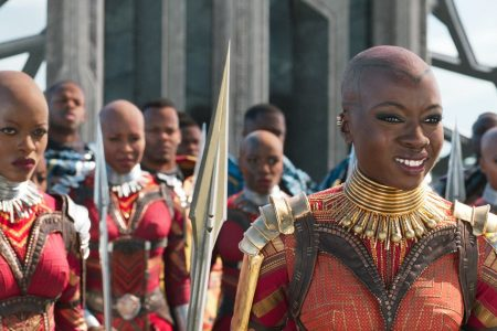 'Black Panther' just took a big step toward a Best Picture Oscar nom – Mashable