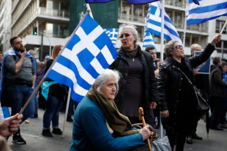 Thousands in Greece Protest Macedonia Deal Days Before Parliament Votes – The New York Times