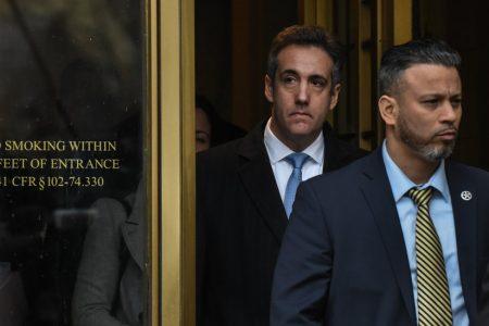 Michael Cohen Indefinitely Postpones Testimony to Congress – The New York Times