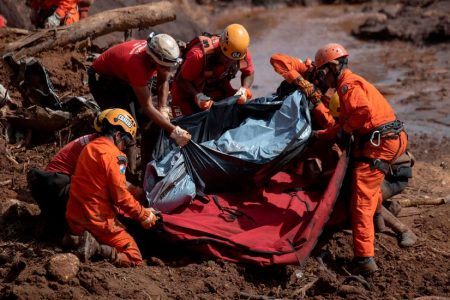 Five Arrested After Brazil Dam Collapse That Killed Dozens – The New York Times