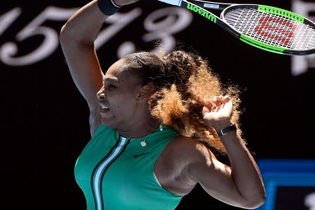 Serena Williams routs Dayana Yastremska in third round at Australian Open – USA TODAY