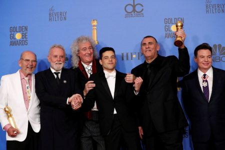 'Bohemian Rhapsody' is a Golden Globes winner and feel-good hit. Its making was disastrous. – The Washington Post