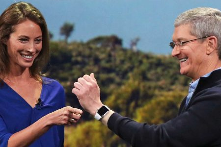Tim Cook says that improving people's health will be 'Apple's greatest contribution to mankind' – Business Insider