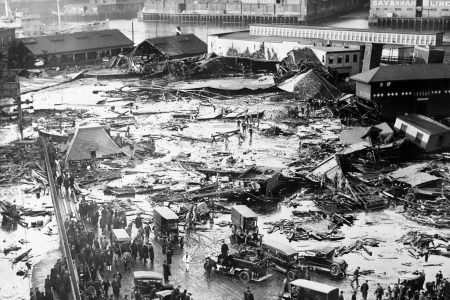 'Oh my god! Run!': The day a deadly wave of molasses tore through Boston – The Washington Post