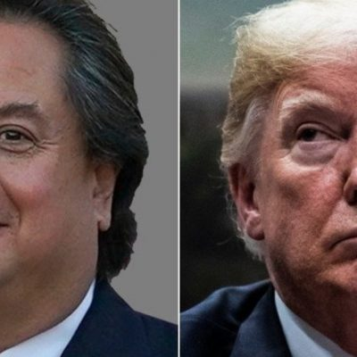 George Conway Zings President Trump After New York Times Report – HuffPost