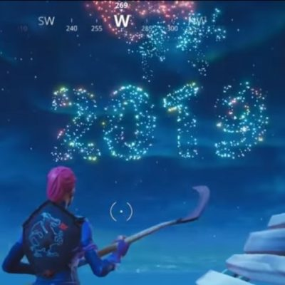 'Fortnite's' New Year's Eve surprise confused so many players that the cofounder of Epic Games weighed in with a crack about time zones – Business Insider