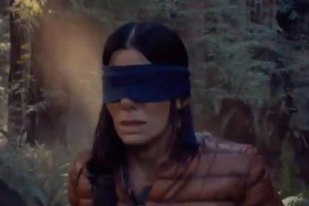 Sandra Bullock's New Netflix Movie Inspires People To Take 'Bird Box' Challenge – HuffPost