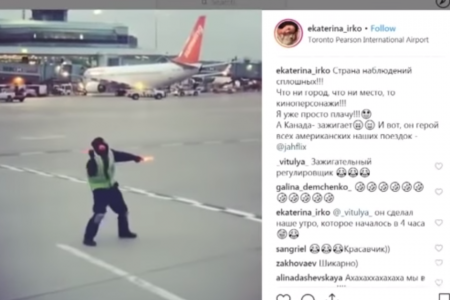 Airline Worker 'Ecstatic' After Video Of Him Dancing On Tarmac Went Viral – HuffPost