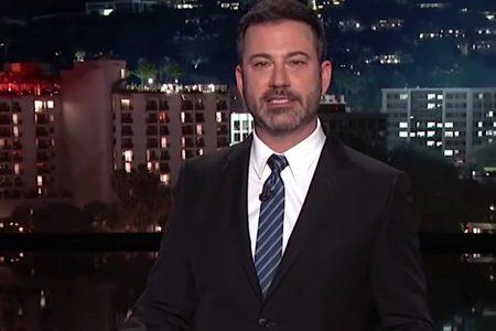 Jimmy Kimmel's Disclaimer For Trump's Speech Is Utterly On Target – HuffPost