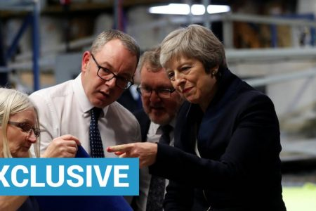 British business leaders to launch emergency no-deal Brexit interventions if May's deal is defeated – Business Insider