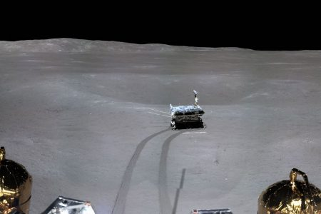 China releases detailed 360-degree photo from the first mission to land on the far side of the moon – Business Insider