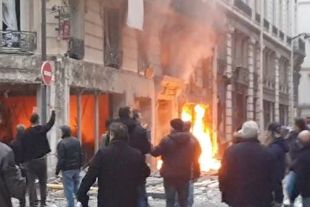 4 Killed And Dozens Injured After Gas Explosion Rocks Bakery In Paris – HuffPost