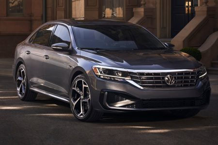 Volkswagen has a new Passat that's set to challenge the Honda Accord and Toyota Camry – Business Insider