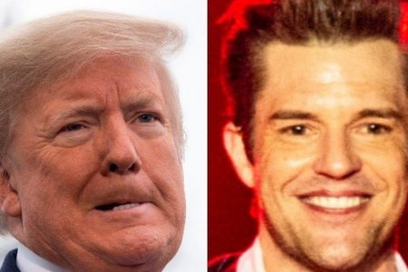 The Killers Savage Donald Trump's America In New Protest Song 'Land Of The Free' – HuffPost