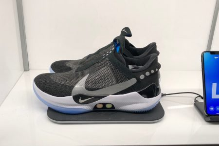 Nike reveals new self-lacing sneaker, Adapt BB – Business Insider