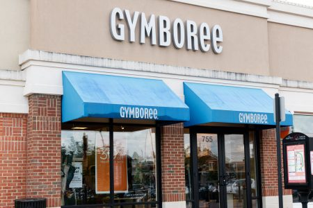 Gymboree Files For Bankruptcy For The Second Time In Almost 2 Years – HuffPost