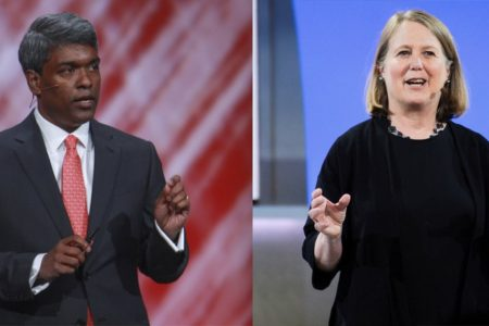 New Google Cloud CEO Thomas Kurian could be eyeing big acquisitions – Business Insider
