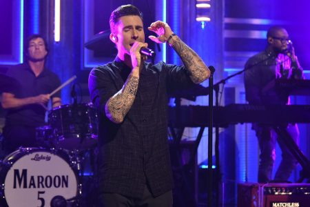 Maroon 5 Is 'Blocking Out The Noise' Amid Super Bowl Halftime Show Backlash – HuffPost