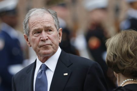 George W. Bush Calls For End To Shutdown With Pizza Delivery – HuffPost