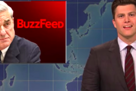 'Weekend Update' Rips BuzzFeed In Scorching Attack Over 'Fake News' – HuffPost