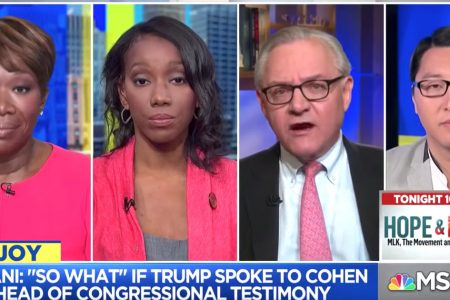 MSNBC Panel Trashes Rudy Giuliani As 'Worst Lawyer' Ever: 'He Should Be Disbarred' – HuffPost