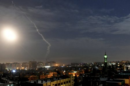 Israel Strikes Iranian Military Targets In Syria – HuffPost