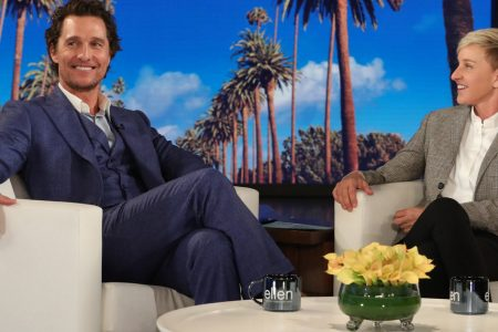 Matthew McConaughey 'Broke A Sweat Dancing' At K-Pop Band BTS's Concert – HuffPost
