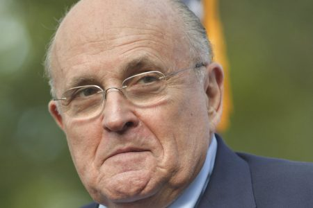 Rudy Giuliani's Afraid Lying For Trump 'Will Be On My Gravestone' – HuffPost