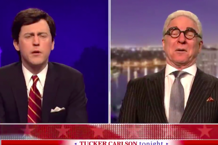 Steve Martin's Wild And Crazy Roger Stone Pleads With Trump On 'SNL': Pardon Me! – HuffPost