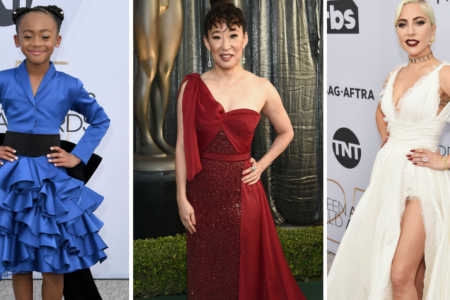 2019 SAG Awards: See All The Best-Dressed Celebrities On The Red Carpet – HuffPost
