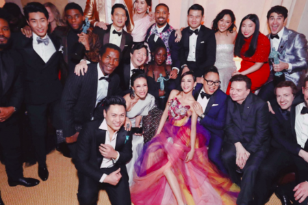 'Black Panther' And 'Crazy Rich Asians' Casts Hung Out At SAG Awards – HuffPost