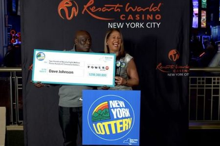 $298M Powerball jackpot a surprise win for Brooklyn, NY, truck driver – Fox News