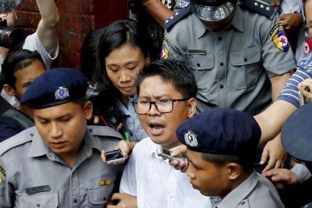 Myanmar court rejects appeal by jailed Reuters journalists – Aljazeera.com