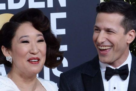 Golden Globes' hosts Sandra Oh, Andy Samberg steer clear of politics as 'A Star Is Born' poised to win big – Fox News