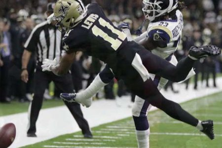 NFL concerned 4 Rams-Saints refs are from California in jaw-dropper – Fox News