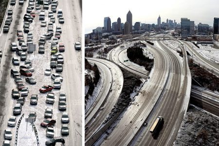Winter storm takes aim at Atlanta ahead of Super Bowl, 5 years after 'snow jam' struck city – Fox News