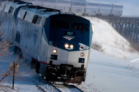 Amtrak cancels trains to and from Chicago amid polar vortex, 'extreme weather conditions' – Fox News