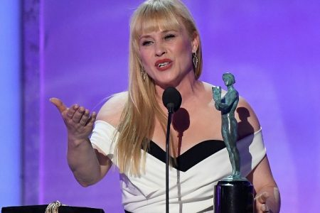 Patricia Arquette at SAG Awards: 'Thank You, Robert Mueller' – Breitbart