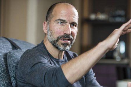 Uber CEO Says Market Turmoil Won't Derail IPO Plans – The Wall Street Journal