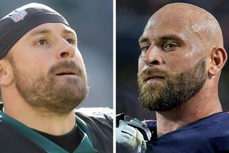 Howie Long's sons, Chris and Kyle, face off Sunday for Eagles-Bears matchup – Fox News