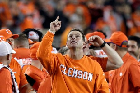 Clemson Tigers coach thanks God after title win: 'All the glory goes to the Good Lord' – Fox News