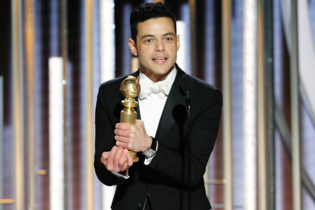 Rami Malek responds to that awkward stage moment with Nicole Kidman at the Golden Globes – Fox News